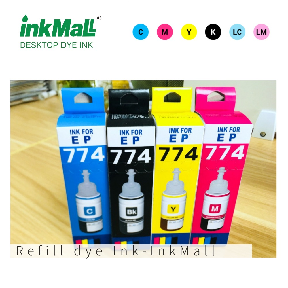 Dye inks for Epson 774 series