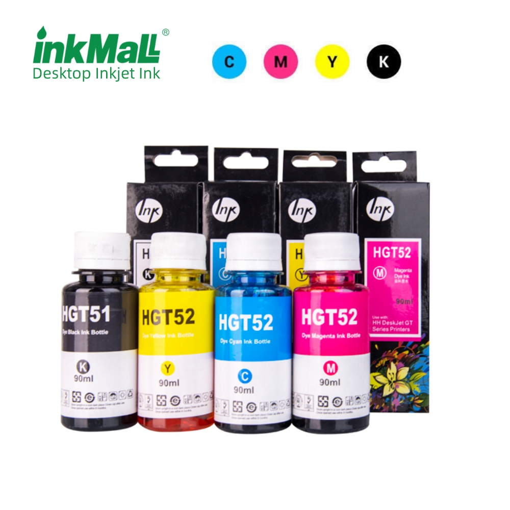 InkMall dye ink for HP HGT series printer