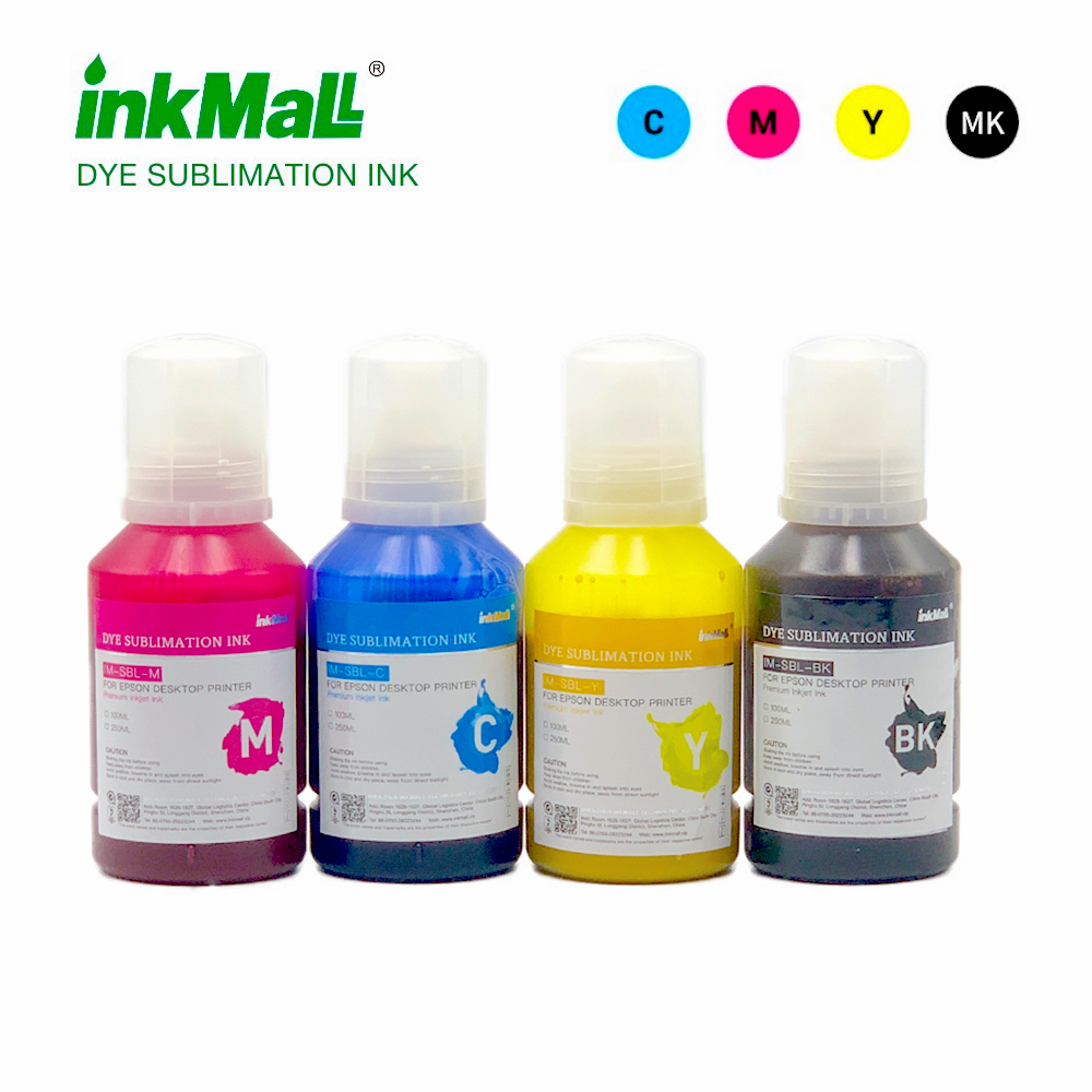 127ml Eco Tank Sublimation Ink for Epson