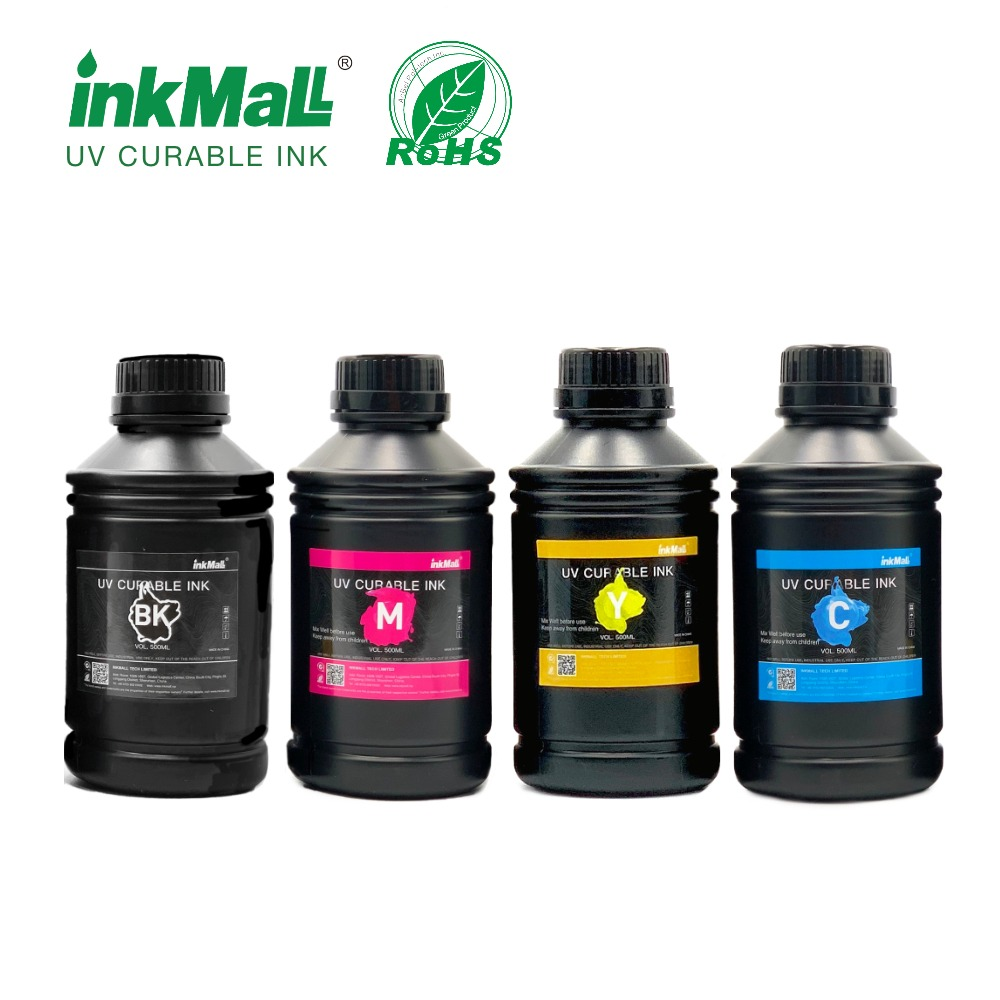 500ml Excellent Fluency LED UV ink