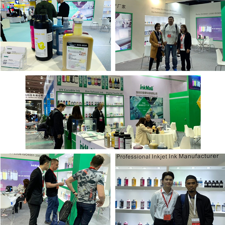 Perfect end Guangzhou and Kunshan Fair InkMall 2019