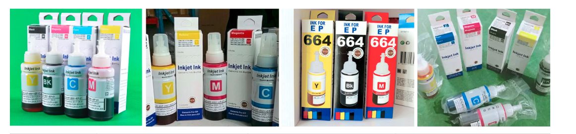 Ink For Epson Eco Tank