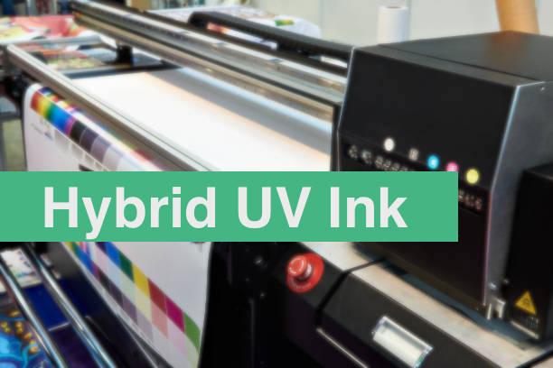 Hybrid Uv Ink