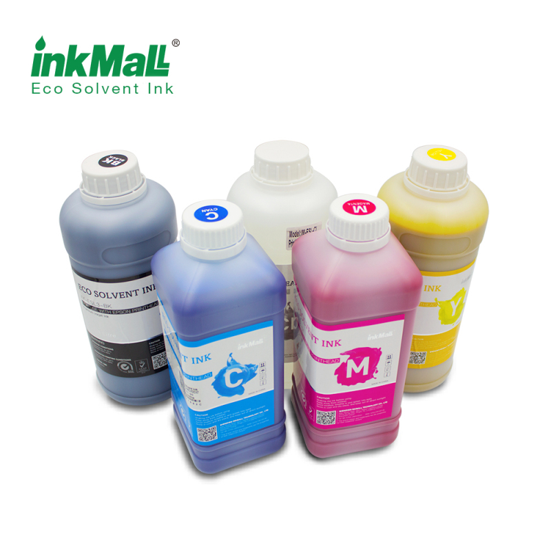 ESL Eco solvent ink for Epson DX4 DX5 DX7