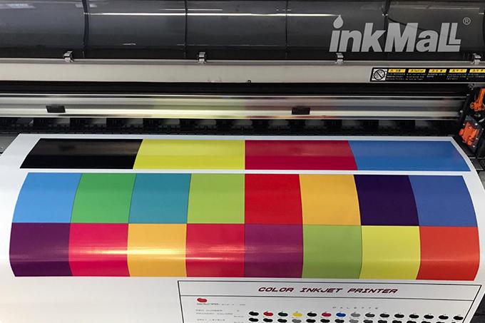 PVC Flex banner Printing by Mutoh